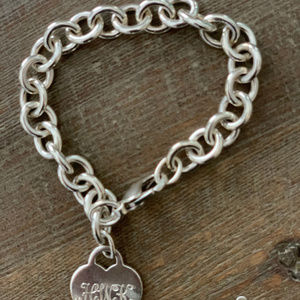 Tiffany & Co. Return to Tiffany Round Bracelet